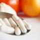 Triapidix300 Pillen auf Löffel