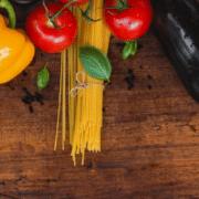 Diverses frisches Gemüse