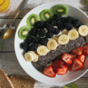 Gemüse und Obst bei der Dash Diät