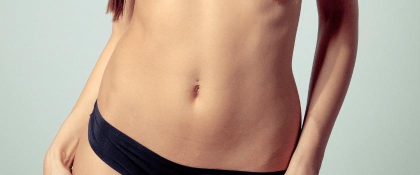Flacher Bauch mit Darm Diät
