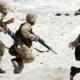 Militär-Diät Soldaten