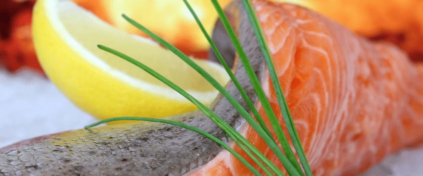 Roher Lachs