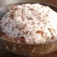 Schale Basmati und Wildreis Reis Diät