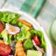 Volumetrics Diät Salat