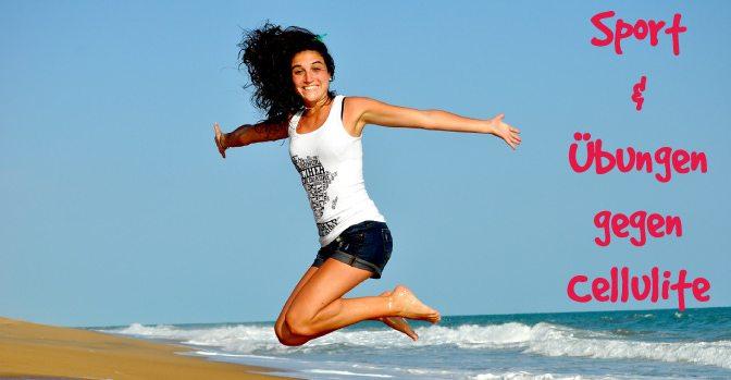 Sport gegen Cellulite und Dellen.