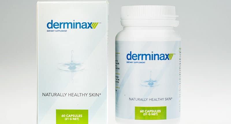 Das Produkt, das für den Derminax Test in Bestellung gegeben wurde