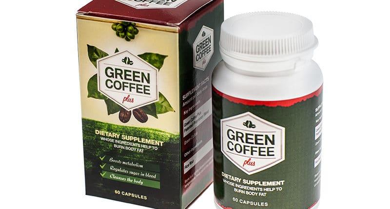 Das Mittel, welches wir für unseren Green Coffee Plus Test bestellt haben