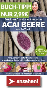 Acai-Beere- Buch-Tipp