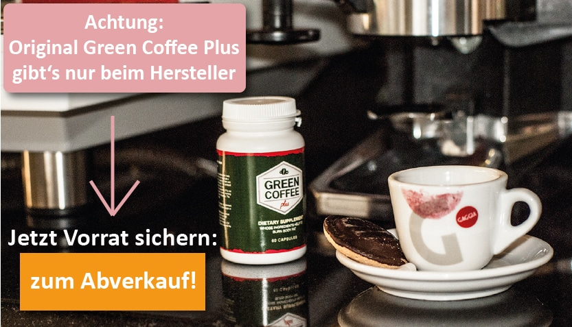 Green Coffee Plus kaufen