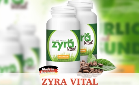 Abnehmen mit Zyra Vital