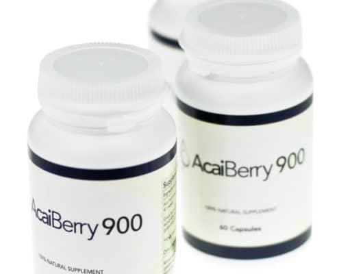 Die Verpackungen beinhalten alles, was wir für unsere AcaiBerry900 Erfahrung benötigen