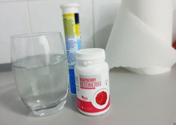 Bei der Anwendung von RaspberryKetone700 solltest Du immer auf die Dosierung achten