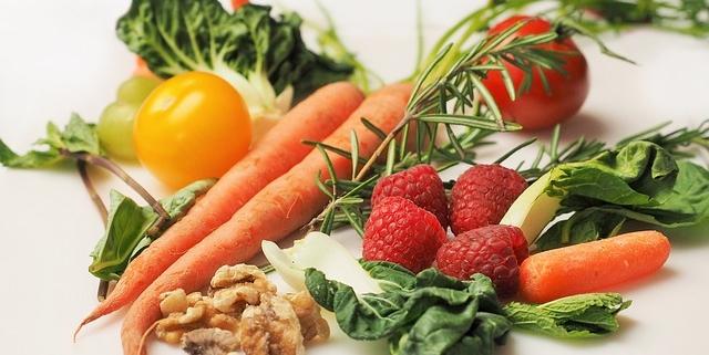 Gemüsediät